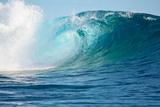 Pacific Big Wave Fotografisk trykk av  pljvv