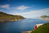 Norwegian Seaside Photographic Print by  Lamarinx