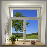 Window View Fotoprint av paul prescott