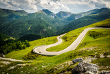 Alpina Road Photographic Print by  DannyWilde