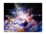 Virtual Nebulae Premium gicléedruk van  agsandrew
