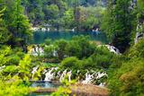 Plitvice Lakes National Park, Croatia Fotografisk trykk av  Lamarinx