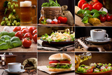 Food And Drink Collection Posters af  Nitr
