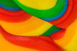 Texture Of Lollipop Macro Poster tekijänä Dalibor Sevaljevic