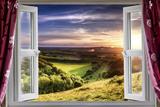 Amazing Window View Poster von  MrEco99
