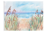 Coastal Sea Path Posters av Beverly Dyer