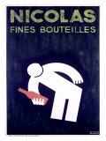 Nicolas Impressão giclée por Francis Bernard