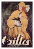 Cailler Chocolat Giclee Print by Charles Loupot