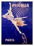 Phebus Lámina giclée por Henri Gray