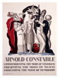 Arnold Constable Giclee Print by Jean Dupas