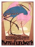 Kunst Im Handwerk Gicléetryck av Bruno Paul