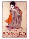 Bonnard Giclee-trykk av Charles Loupot