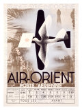 Air Orient Giclee Print by Adolphe Mouron Cassandre