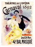 Carnaval, 1892 Giclee Print