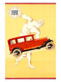 Fiat Giclee Print by Constant Le Breton