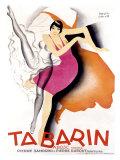 Tabarin ジクレープリント : ポール・コリン