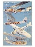 Imperial Airways Giclee Print