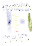 Sala Gaspar Giclee-trykk av Pablo Picasso