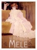 E&A Mele, Mode Novita Stampa giclée di Leopoldo Metlicovitz