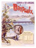 Bordeaux Giclee Print by Hugo D'Alesi