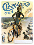 Cleveland Cycles Giclee Print by  PAL (Jean de Paleologue)