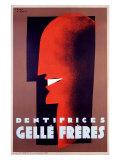 Gelle Freres Giclee Print by Jean Carlu