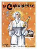 Le Chanoinesse Giclee Print by  PAL (Jean de Paleologue)