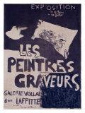 Peintres Graveurs Gicléetryck av Pierre Bonnard