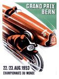 Bern Grand Prix, c.1953 Giclee Print by Ernst Ruprecht