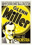 Glenn Miller Kunstdrucke von Dennis Loren