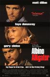 Albino Alligator Print