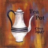 Tea Pot, Circa 1947 Taide tekijänä Eugene Tava