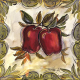 Apple Delicious Posters by Joy Alldredge