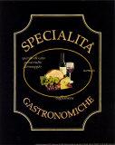 Specialita Gastronomiche Plakater af Catherine Jones