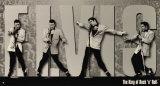 Elvis King Montage Tin Sign