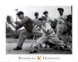 Baseball Training Posters