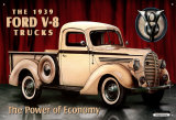 Ford Pick-up 1939 Tin Sign