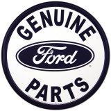 Ford Parts Placa de lata