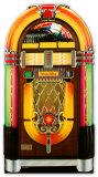 Wurlitzer-jukebox, Papfigur i naturlig størrelse Papfigurer