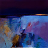 Blue Horizon Posters av Peter Wileman