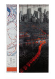 Die Tore XXIX Kunstdrucke von  Christo