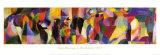 Tangoball Plakater av Sonia Delaunay-Terk