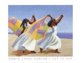 Let It Fly Posters av Walter Dendy Sadler