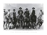 7 rohkeata miestä (The Magnificent Seven) Julisteet tekijänä  The Chelsea Collection