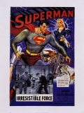 Superman Poster di  The Vintage Collection