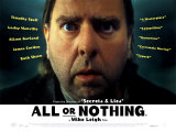 All or Nothing Plakater
