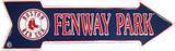 Estadio Fenway de Boston Carteles metálicos
