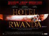 Hotel Rwanda Póster