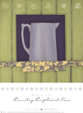 Country Cupboard II Prints by Maria Eva