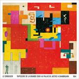 Wandteppich Fur Chandigarh, 1954 Láminas por Le Corbusier,